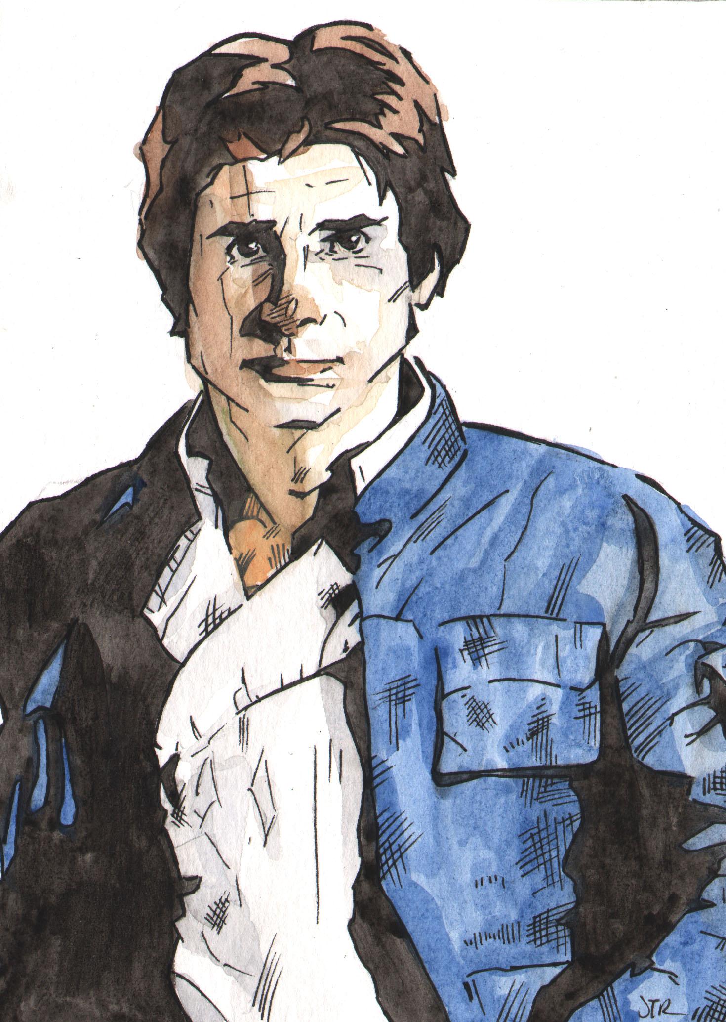 Han Solo Ep5