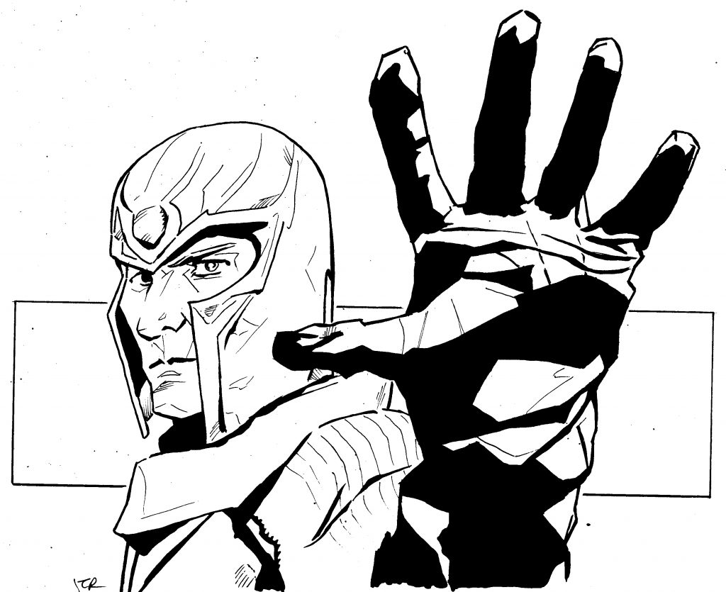 Magneto line
