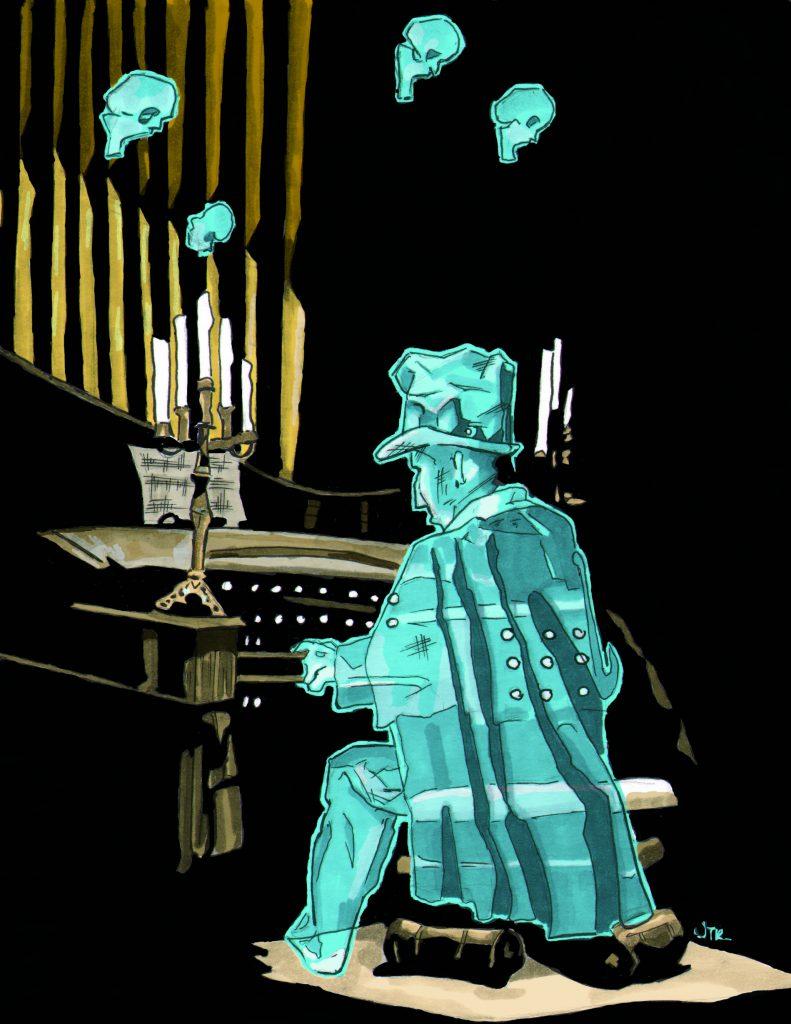 Phantom Organist